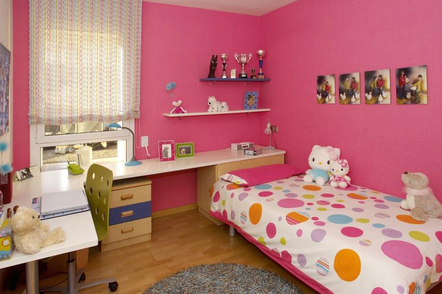 Pok j dla dziewczynki ewnetrze najlepsze wn trza w sieci - Ver habitaciones de ninos ...